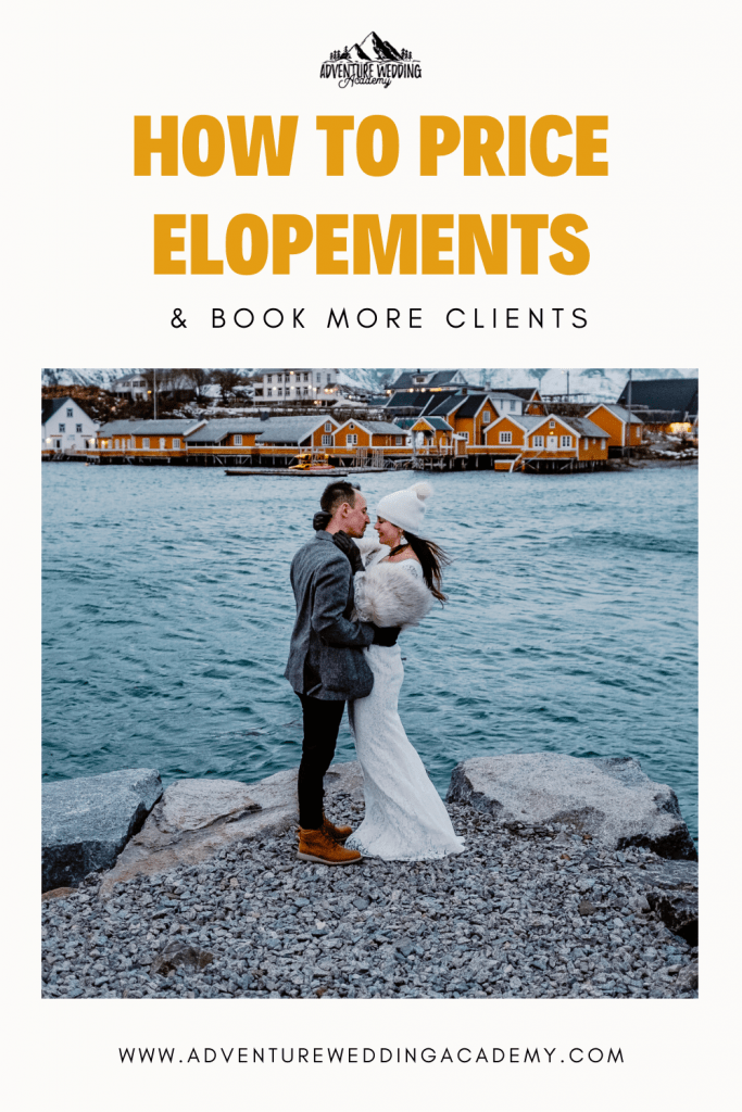 how to price elopements blog post