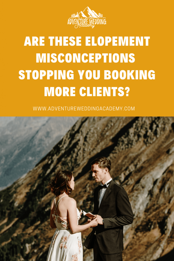 elopement misconceptions