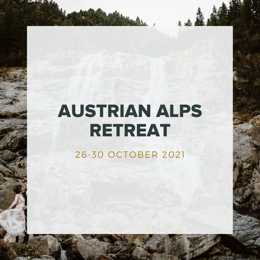 Austrian Alps Retreat Workshop 2021 Deposit